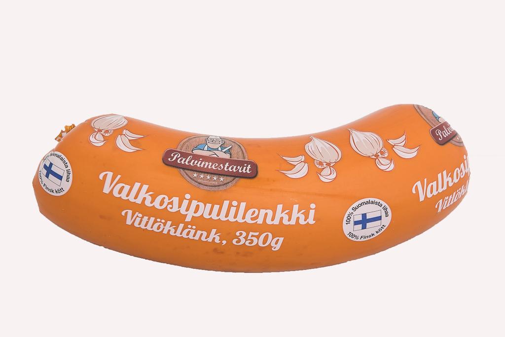 Valkosipulilenkki 350g :